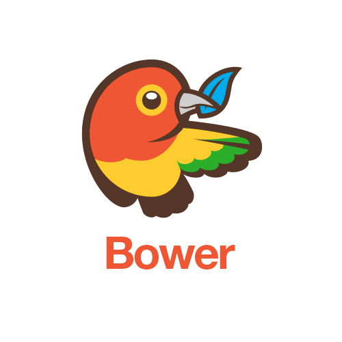 Bower Stickers & T-shirts