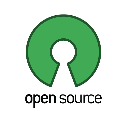 Open Source Stickers & T-shirts