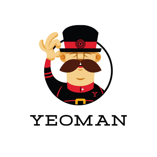 Yeoman Stickers & T-shirts