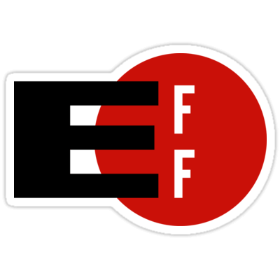 EFF Sticker