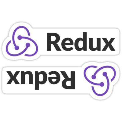 Redux ×3 Sticker