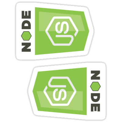 Node.js ×2 Sticker