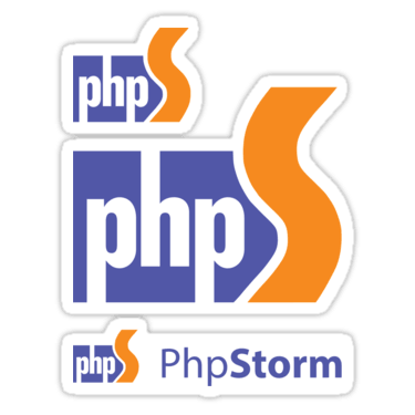 PhpStorm ×3 Sticker