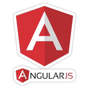 AngularJS ×2 Sticker