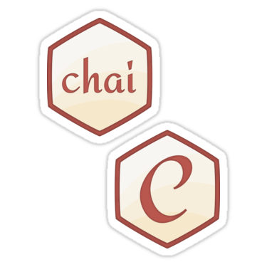 Chai ×2 Sticker