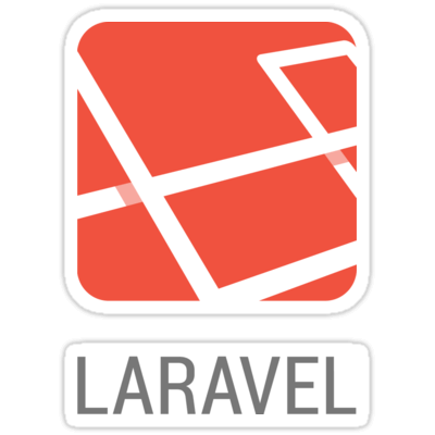 Laravel Sticker