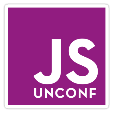 JSUnconf Sticker