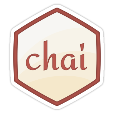 Chai Sticker