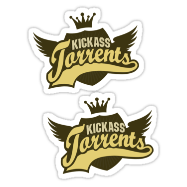 KickassTorrents ×2 Sticker