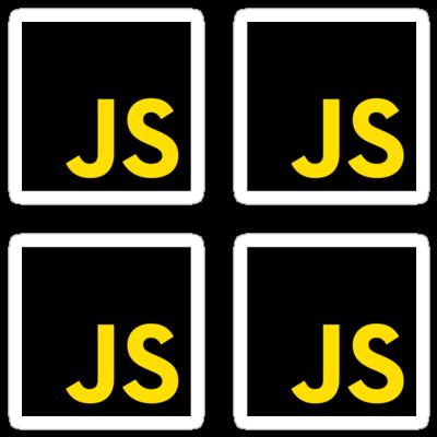 JavaScript Stickers and T-shirts — DevStickers