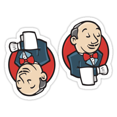 Jenkins ×2 Sticker