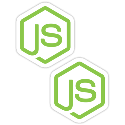 JS Engineer ×2 Sticker