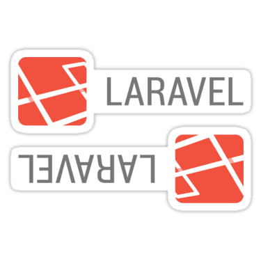 Laravel ×2 Sticker