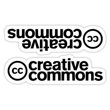creative commons stickers and t shirts devstickers