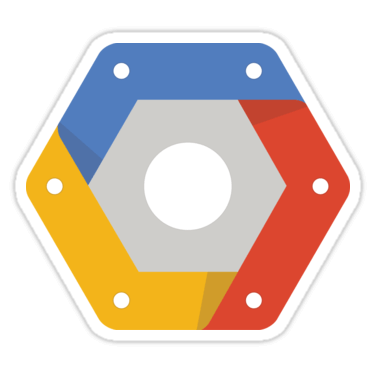 Google Cloud Sticker