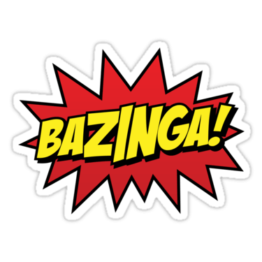 The Big Bang Theory Stickers And T Shirts Devstickers