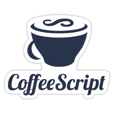 CoffeeScript Sticker