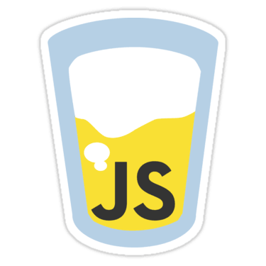 Beer.js Sticker