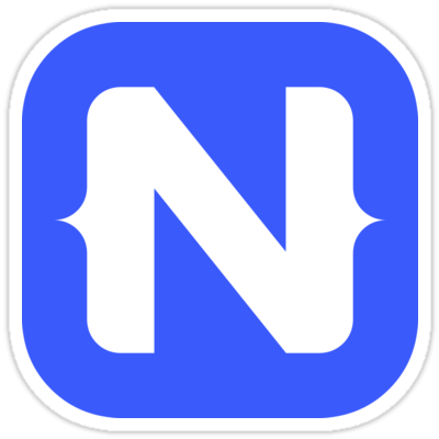 NativeScript Sticker