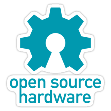 Open Source Hardware Sticker