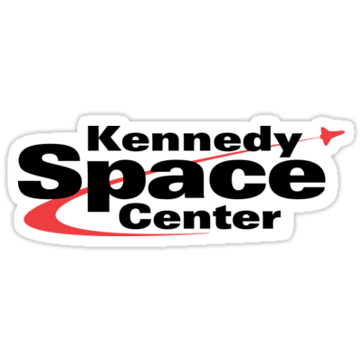 Kennedy Space Center Sticker