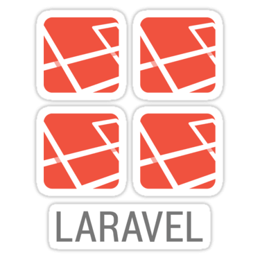 Laravel ×5 Sticker