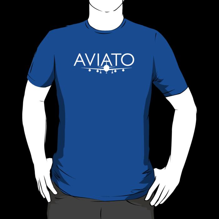 AVIATO Logo T-Shirt in Many Colors