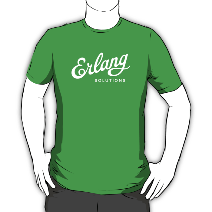 Erlang Solutions T-shirt