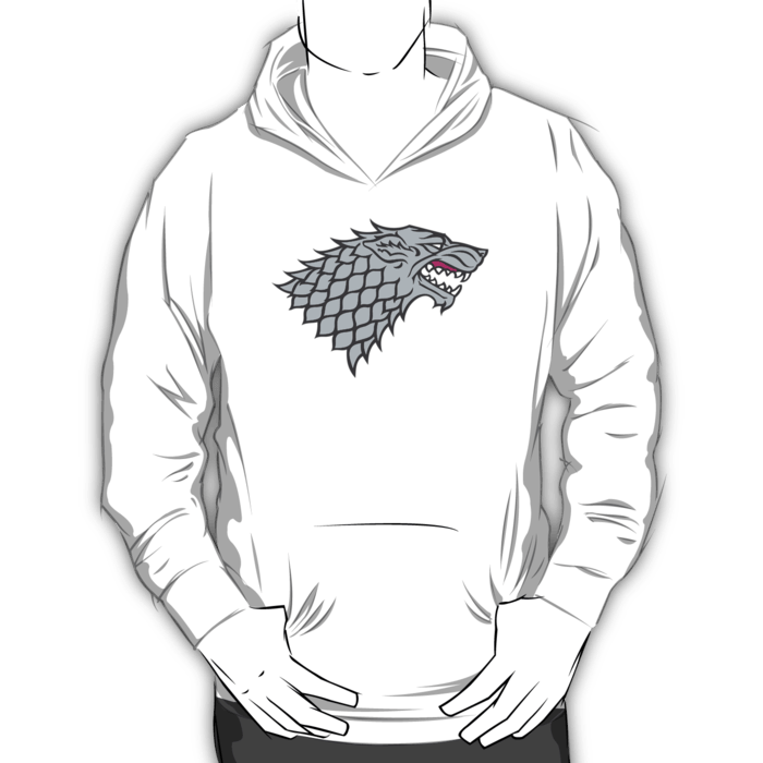 House Stark Sigil (Game of Thrones) T-shirt