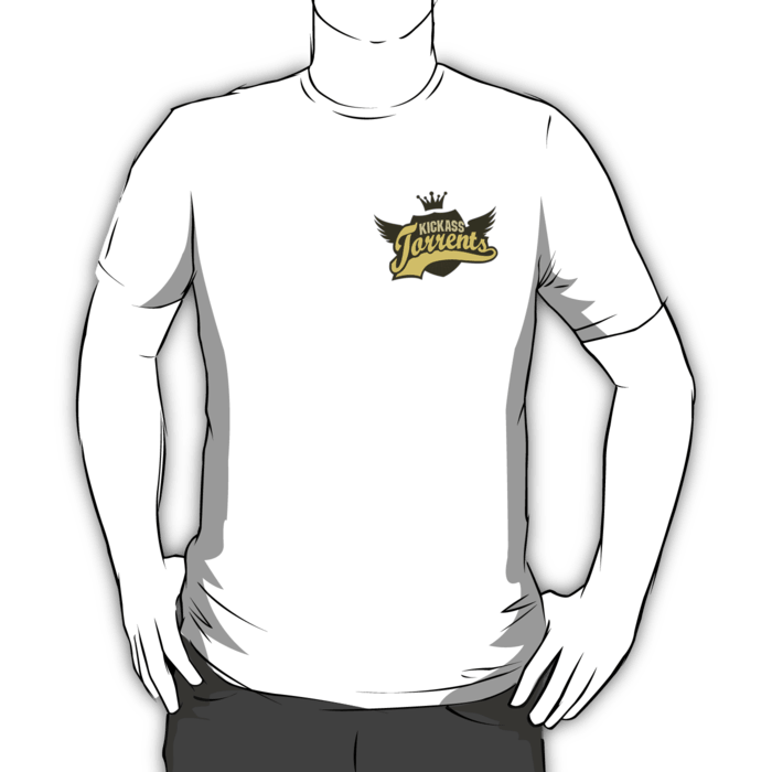 KickassTorrents T-shirt