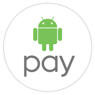 Android Pay Sticker