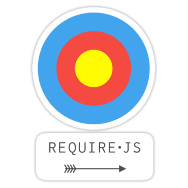 RequireJS Sticker