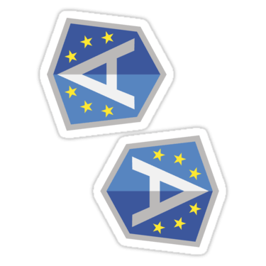 ng-europe ×2 Sticker